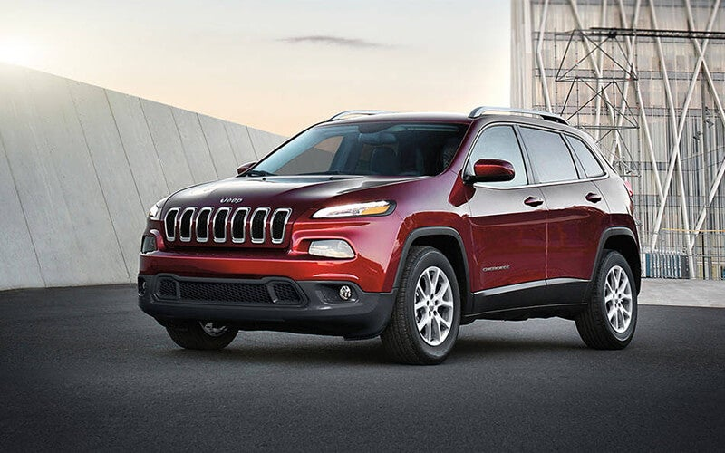2016 jeep cherokee jeep cherokee in salisbury nc for Jeep dealer colorado springs motor city